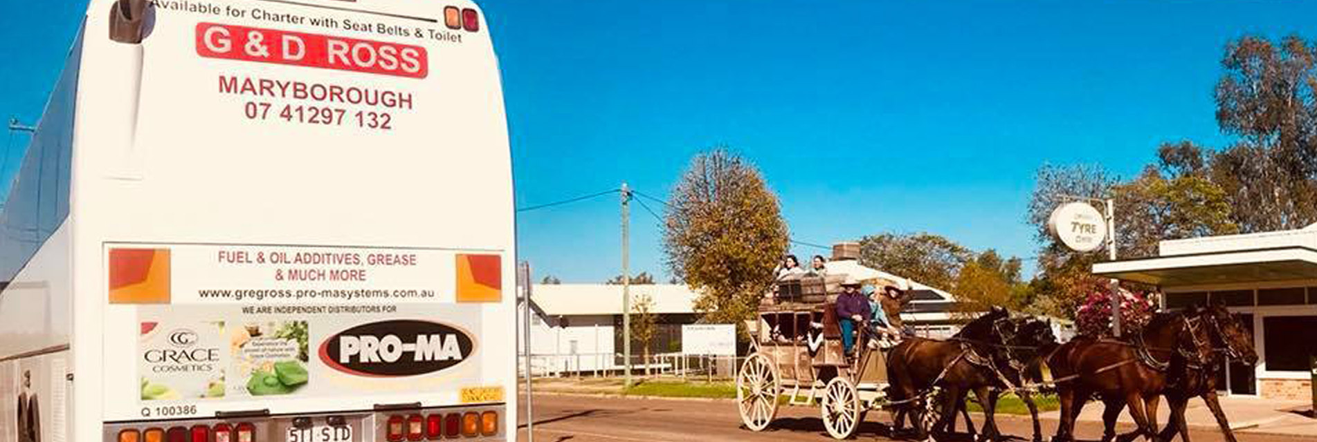 G&D Bus Tour — Tours in Maryborough QLD
