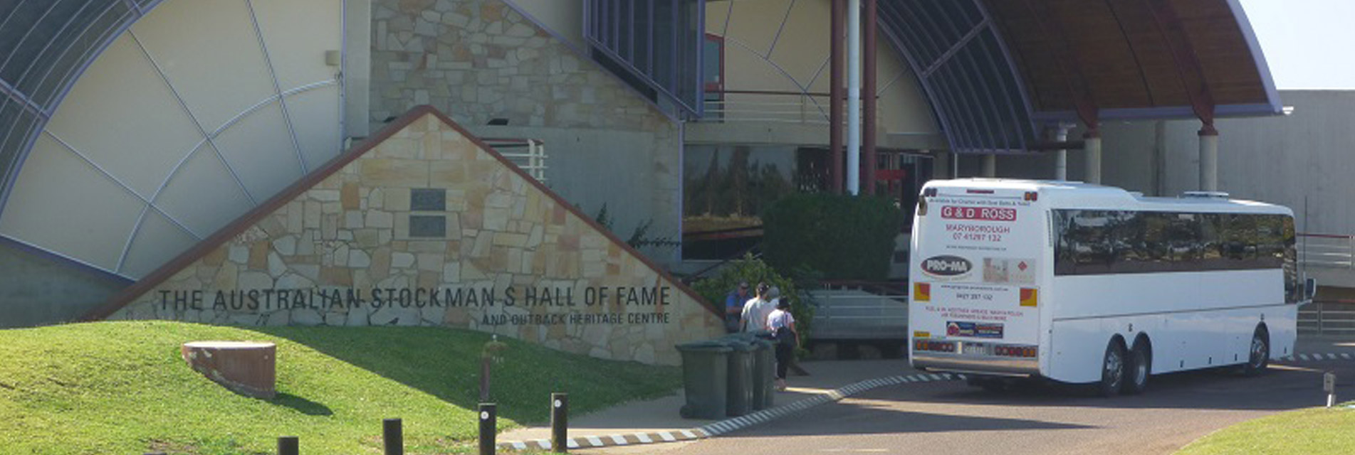 The Australian Stockman Hall of Fame — Tours in Maryborough QLD
